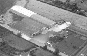 Old Aerial Photograph